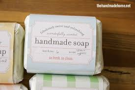 labels for handmade soap best 25