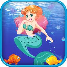 flying mermaid mod undersea s