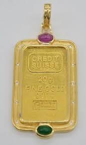 fine gold 999 9 bar 18k diamond bezel