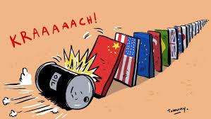 Préparez-vous à la crise mondiale, lancée par la Chine... et par l ...