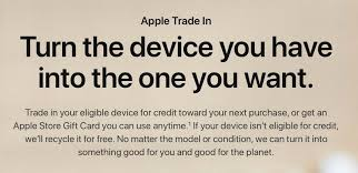 trade in values of iphone ipad mac