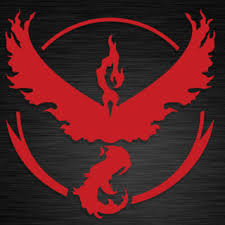 Free 3x3 Pokemon Go Decal Sticker Vinyl Team Valor Red Laptop Cell Phone New Stickers Listia Com Auctions For Free Stuff