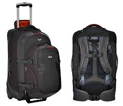 travel backpack trolley 55 remise