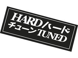 Hard Tuned Slap Sticker Decals By Silentanomaly Community Gran Turismo Sport