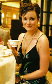 Afternoon tea with Rachael Stirling at the Savoy | A shot of… | Flickr