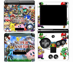 115 Vinyl Skin Sticker Protector For Nintendo Gameboy Advance Gba Sp Skins Stickers Protector Sticker Protector Nintendo Aliexpress