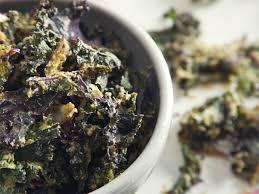 vegan cool ranch kale chips
