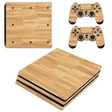 Skin Nit Decal Skin For Ps4 Pro Wood Buy Online In South Africa Takealot Com