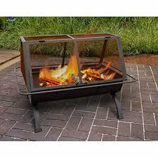 patio fire pit heater outdoor fireplace