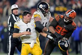 who is myles garrett a fearsome rusher