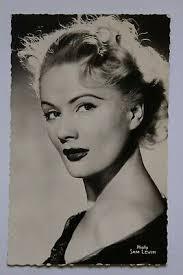 Postcard Photo Celebrity Jacqueline Stone   eBay