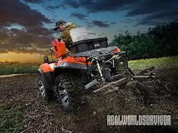 make your atv into a 4 wheeled farmhand