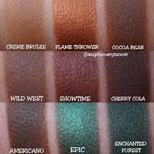 makeup geek holiday eyeshadow bundle