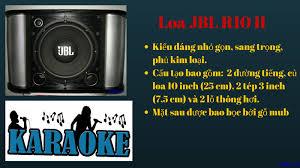 Những Điểm Giúp Loa Karaoke Gia Đình JBL RM 10 II Ghi Điểm Trong Mắt Người  Tiêu Dùng