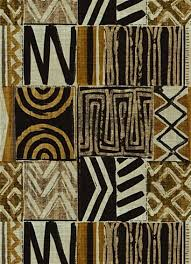kenobi 81 golden african fabric