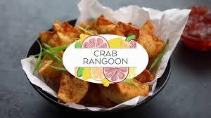 Crab Rangoon Recipe - YouTube