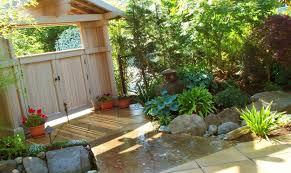 Decoration Amazing Garden Fence Ideas Fish Pond Decoratorist 86364