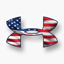 2x Under Armour Usa Theme Stickers Vinyl Decal Car Truck Nba Nfl Mlb Training Ebay