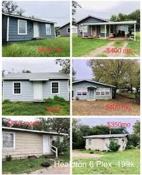 homes in healdton ok