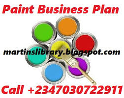 Painting Business Proposal