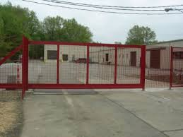 Cantilever Gates Ametco Manufacturing