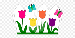 Download Flower Bed Available For A Limited Time Clipart Of Fence And Flower Free Transparent Png Clipart Images Download