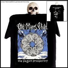 the pagan prosperity t shirt