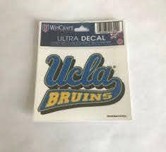 Ucla Bruins Window Decal Sticker 3 X3 3 4 7 6 X 9 5 Cm Free Shipping 32085913029 Ebay