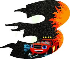 Kits Imprimibles Cumpleanos Blaze And The Monster Machines 400