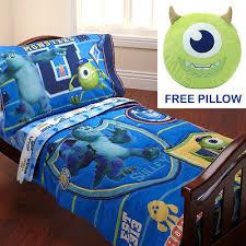 pc toddler bedding set by disney pixar