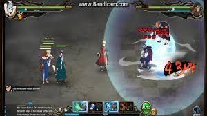 Naruto Online: Ninja Exam Lv 116 | Water Main (Azure Fang) w ...