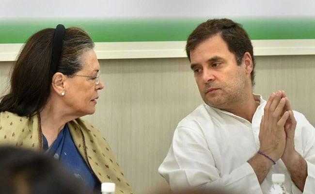 "Image result for Rahul Gandhi with sonia gandhi meetings"""