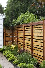 25 Unique Garden Fence Ideas With Plants To Your Privacy Homemydesign