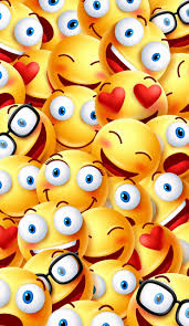 luxury cool emojis wallpaper this month
