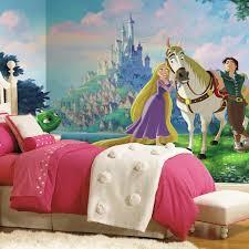 Disney Princess Tangled Xl 7 Piece Mural Wall Decal