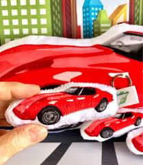 Corvette Plush Toy Car Plush Toy Car Shaped Pillow Kids Etsy