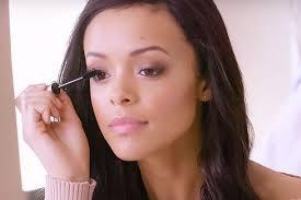 makeup tutorial for brown eyes