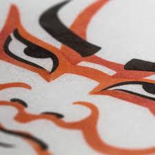 mask kabuki makeup shoji ls