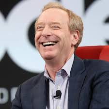 Full video and transcript: Microsoft President Brad Smith at Code 2018 - Vox