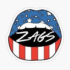 Gonzaga Stickers Redbubble
