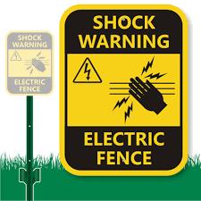 Electric Fence Electric Fence Shocks Symptoms