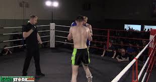 Watch: Gary Forde vs Adam Bracken - Ragnarok 1 - Fightstore Media