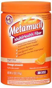 metamucil smooth texture sugar free