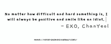 exo chanyeol kpop kpop quotes fangirl quotes
