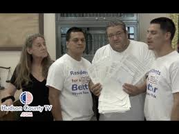 Frank Ferreiro hands in Petitions for Elected School Board - YouTube