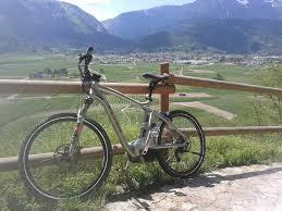 e bike via claudia augusta in