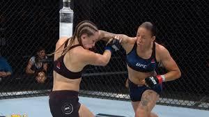UFC Sacramento: Germaine de Randamie beats Aspen Ladd in controversial  16-second stoppage | Sporting News Australia