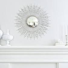 silver sunburst mirror sunburst mirror
