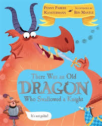 There Was An Old Dragon Who Swallowed A Knight: Amazon.co.uk ...