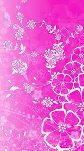 pink glitter iphone wallpaper flower